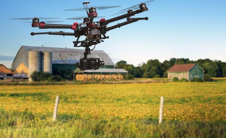 Drone-Services-Canada-Inc-Precision Agriculture
